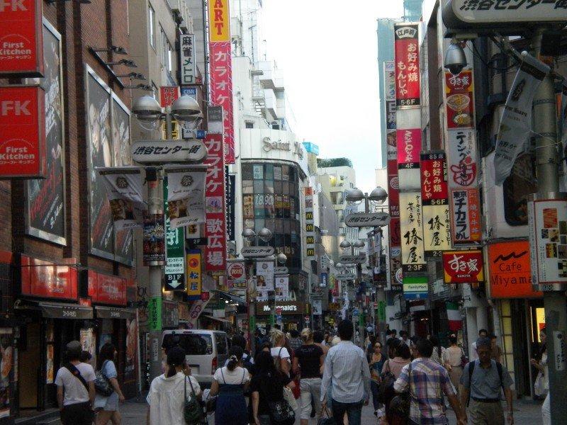 Se reactiva el consumo en Japón.