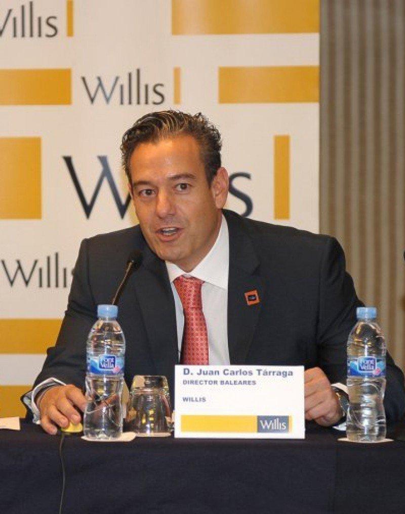 La documentación previa y la proactividad del hotelero son claves para el proceso, según Juan Carlos Tárraga.