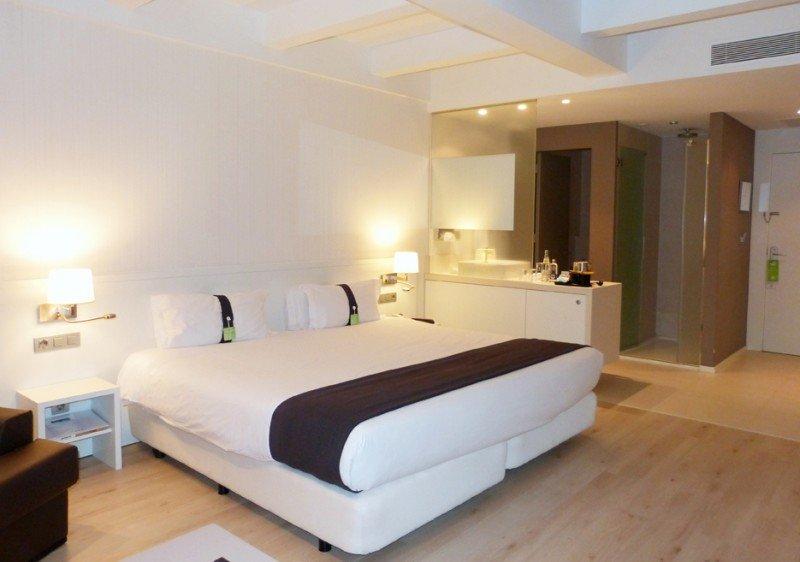 El Holiday Inn Bilbao cuenta con 11 habitaciones más hasta alcanzar las 200.