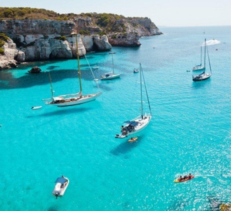 Cala Macarella, Menorca. #shu#