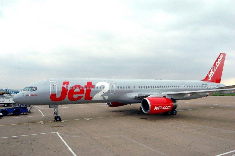 Jet2.com aumenta su oferta a Lanzarote un 23% y crea una base operativa