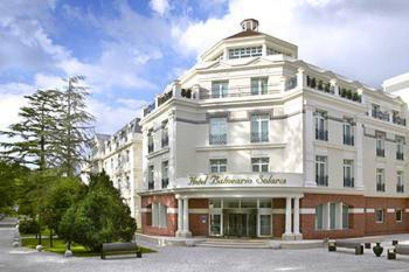 El Hotel Balneario de Solares, en Cantabria, ha sido uno de los galardonados con el Certificado de Excelencia de TripAdvisor.