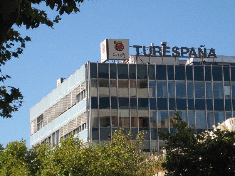 Sede de Turespaña.