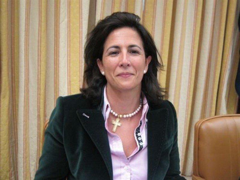 Isabel Borrego Cortés, secretaria de Estado de Turismo.
