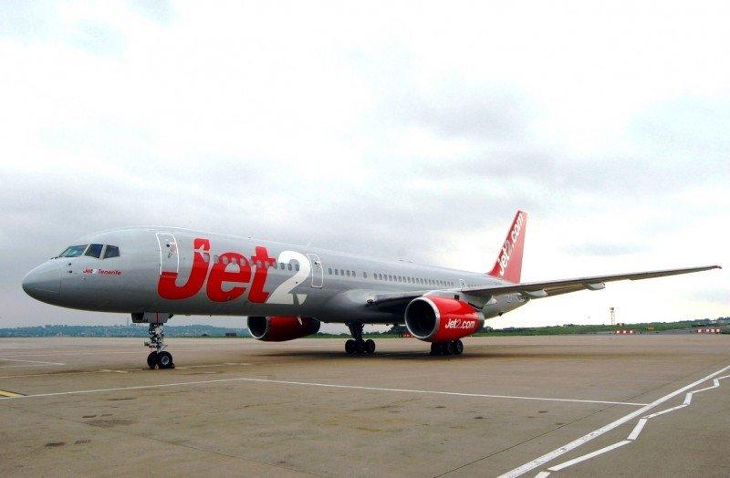 Jet2.com opera este verano vuelos directos desde Murcia a sus ocho bases en Reino Unido