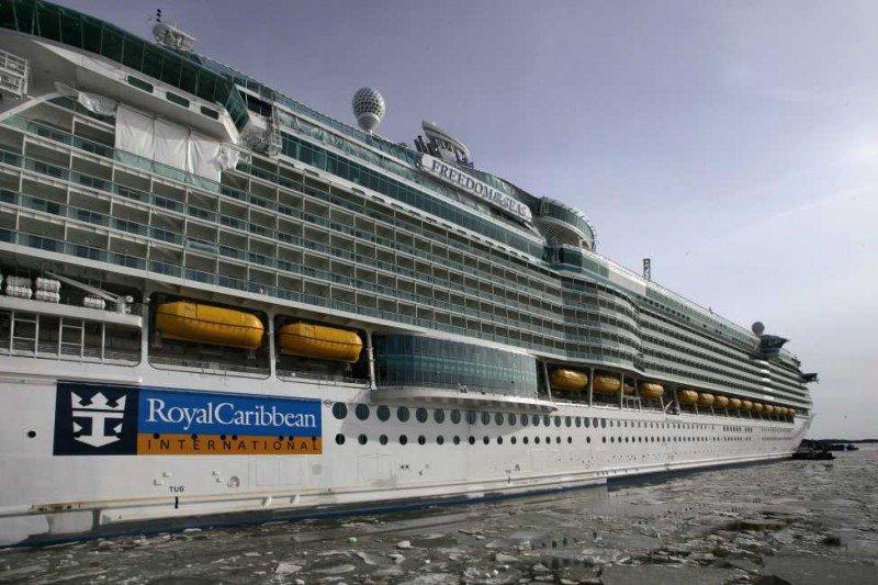 Las grandes cruceristas se baten en retirada en Europa