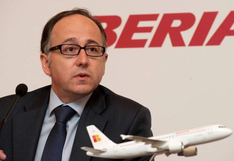 IAG concede derechos sobre acciones al nuevo CEO de Iberia