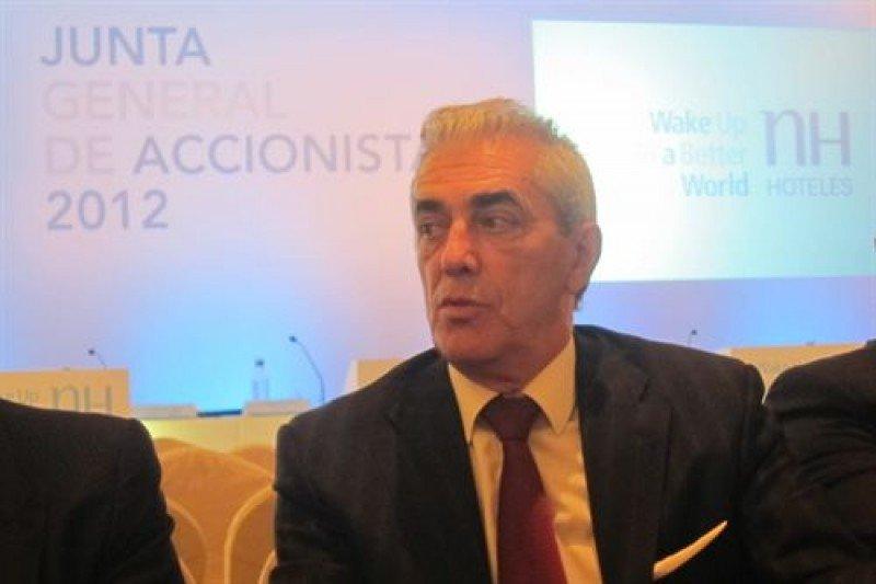 Pérez Claver cobró 1,12 M € como indemnización por su salida de NH