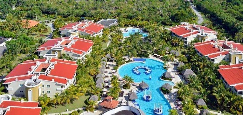 El Paradisus Punta Cana es uno de los complejos de lujo beneficiado por el incremento del emisor brasileño.