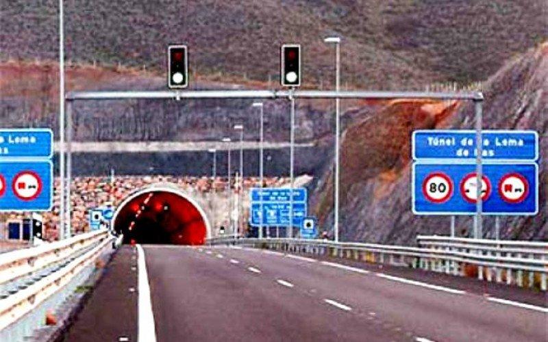 Autopista Cartagena Vera, actualmente en concurso de acreedores.