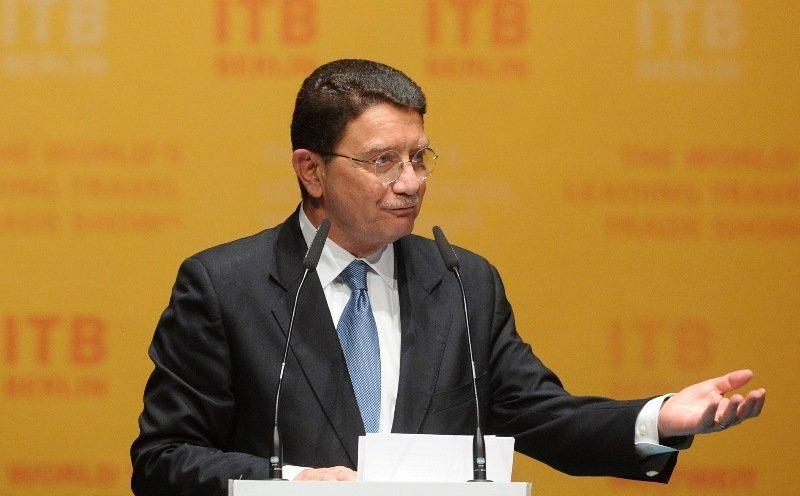 Taleb Rifai renovará su cargo como secretario general de la OMT.