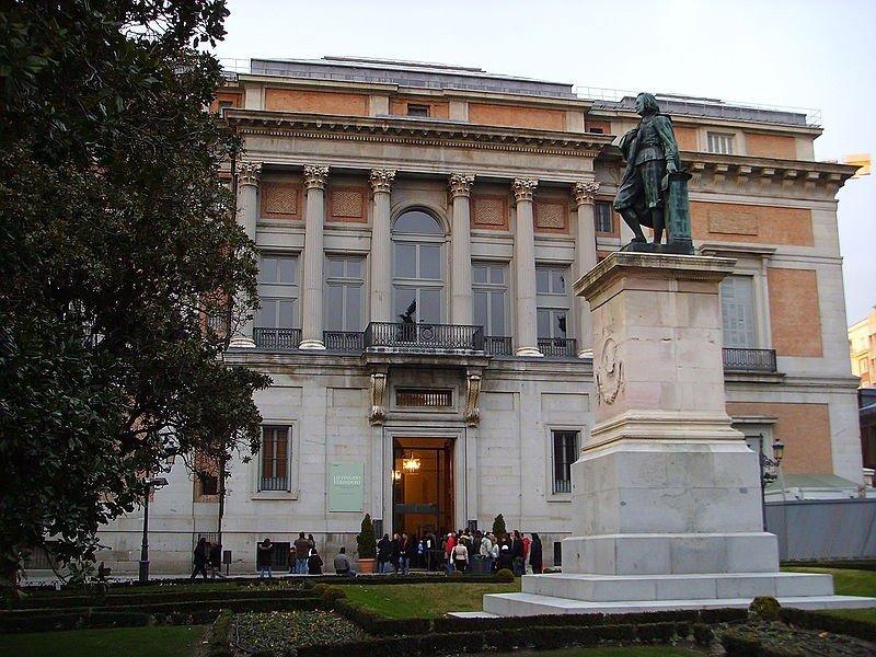 El Museo del Prado recibirá un 25% menos de visitantes.