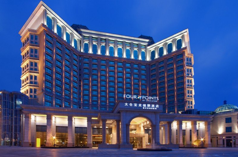 Four Points by Sheraton alcanzará los 200 hoteles en 2014