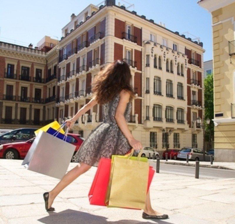 El turismo de compras gana peso en Madrid. #shu#