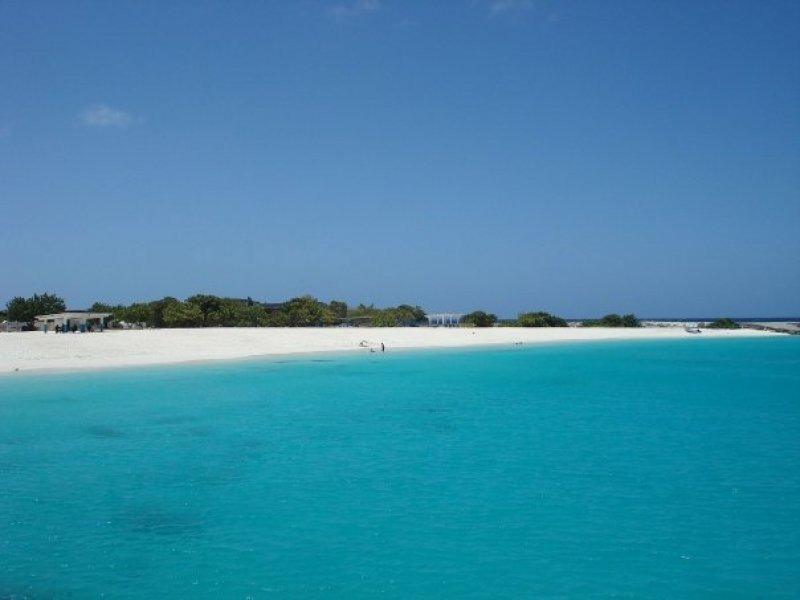 Isla La Orchila, en el Caribe venezolano
