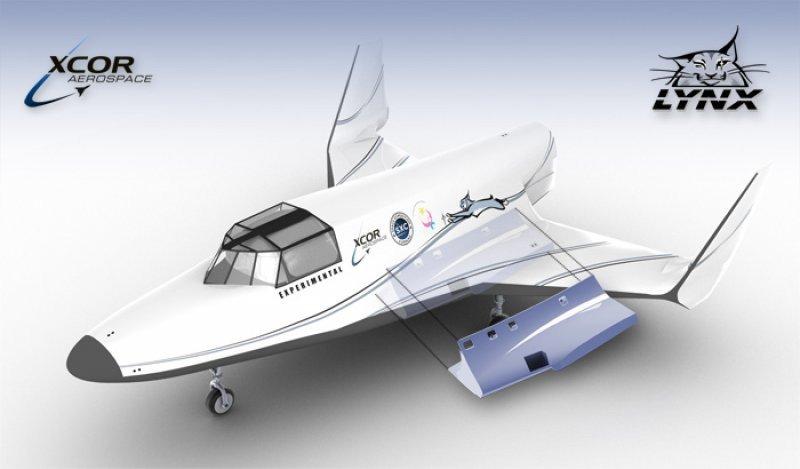 Modelo Lynx de XCOR
