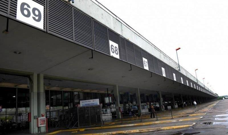 Terminal de ómnibus de Retiro, Capital Federal.
