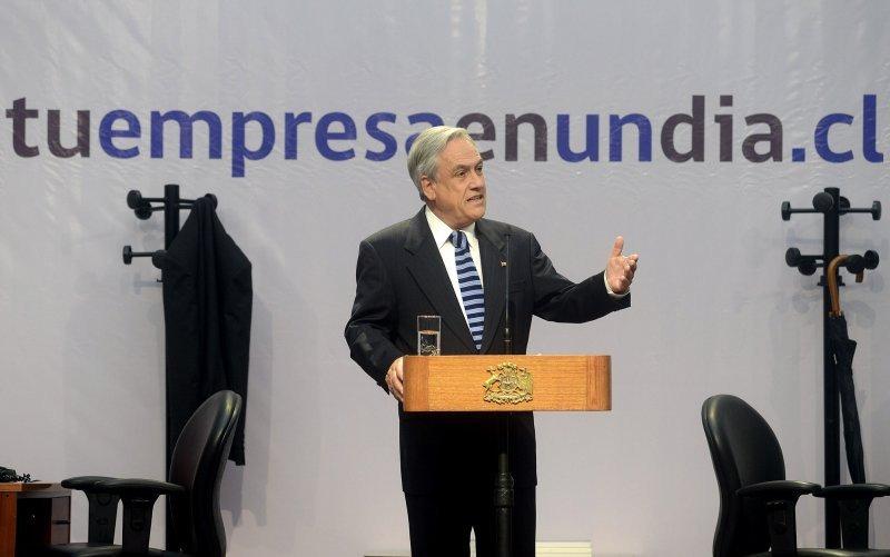 El presidente Sebastián Piñera aseguró que traerá beneficios para un millón de personas (Imagen: Presidencia de la Nación).