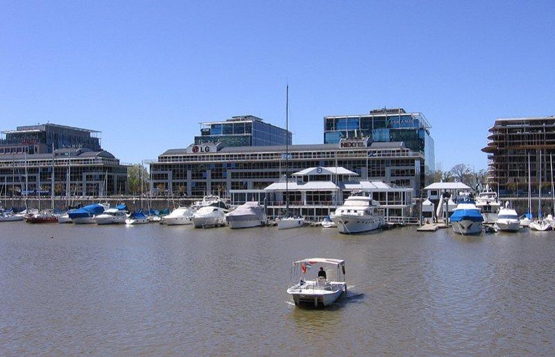 El Puerto de Buenos Aires contabilizó casi 60 mil turistas.