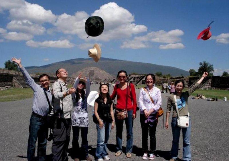 México apuesta a la promoción del turismo de lujo y cultural en China