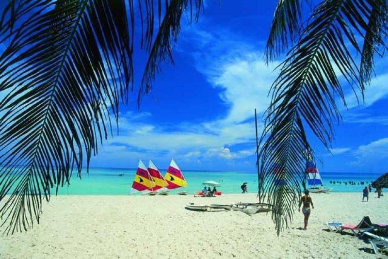 Las playas son el principal activo turístico de Cuba