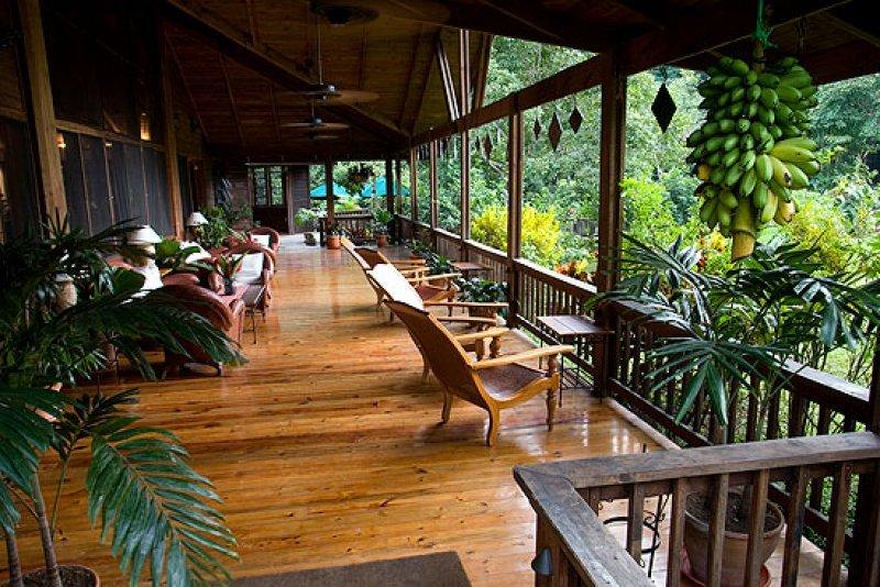 The Lodge at Pico Bonito, en Honduras
