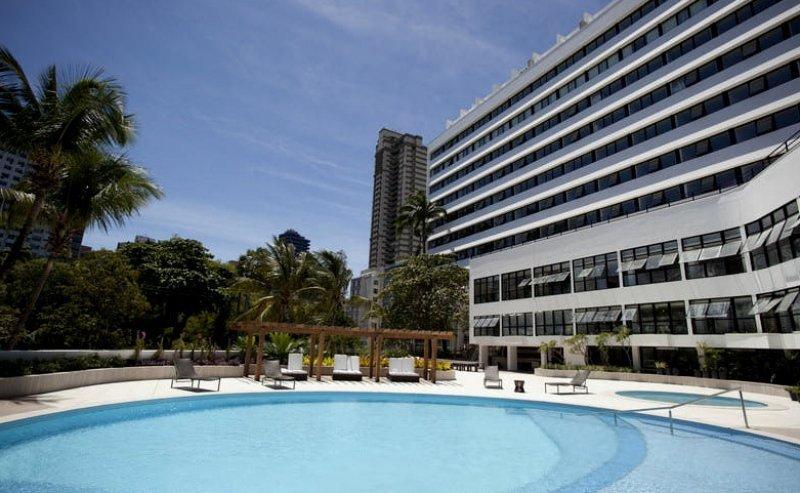 Se renovaron las instalaciones del antiguo Hotel Bahia.