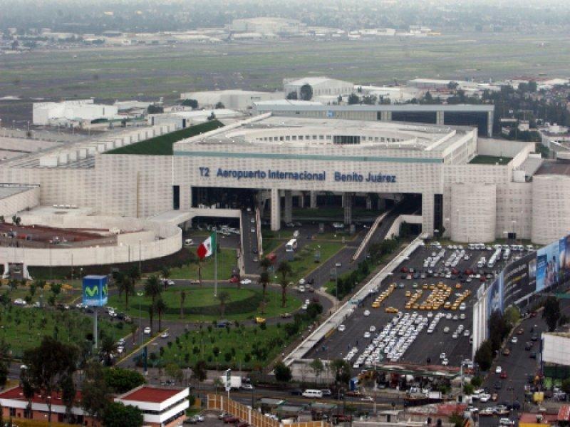Terminal 2 del Aeropuerto Internacional Benito Juárez