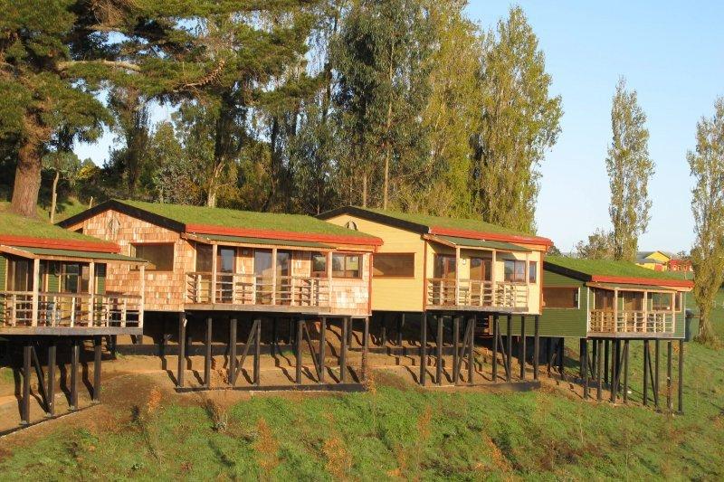 El Hotel Parque Quilquico es uno de los primeros establecimientos en ser distinguido con el Sello Verde.