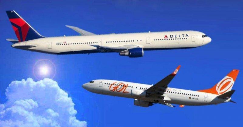 Aerolínea brasileña Gol amplía su alianza con la estadounidense Delta