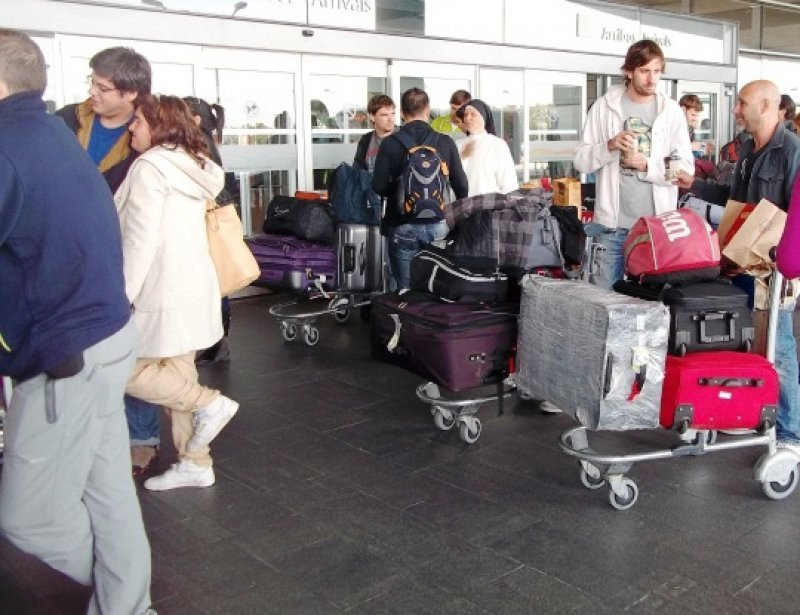 La duración de las estadías de los argentinos se redujo 8,8% entre 2011 y 2013