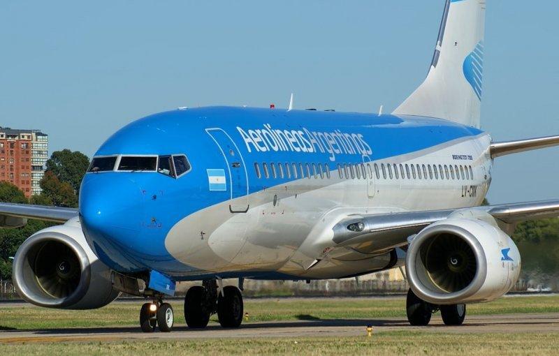 Aerolíneas Argentinas aumenta vuelos diarios a Chubut