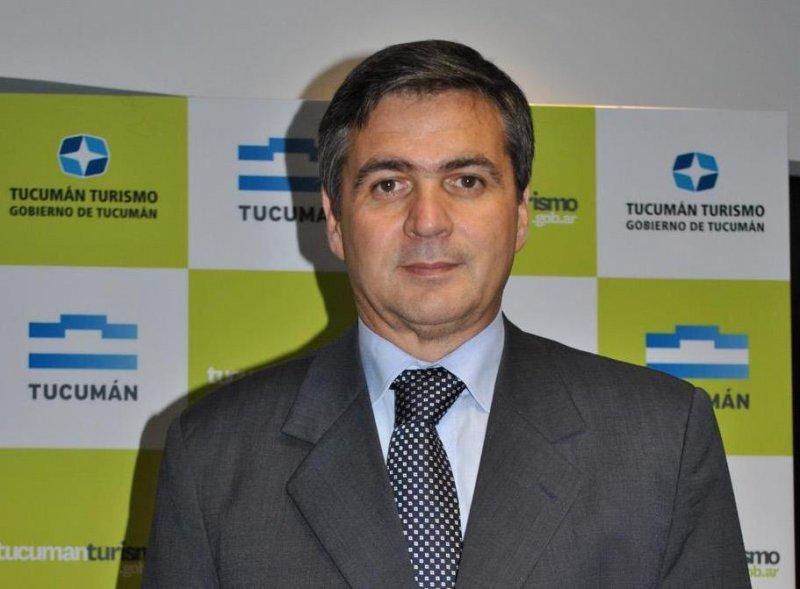 Bernardo Racedo Aragón, presidente del Ente Autárquico Tucumán Turismo.