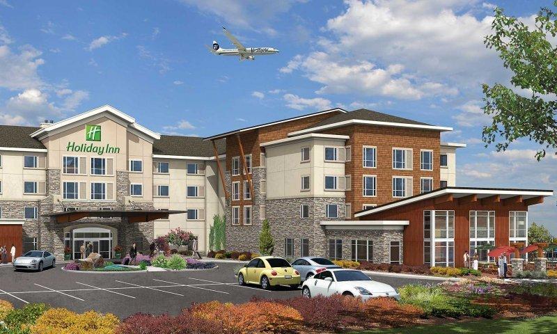 El hotel estará ubicado a 1,5 kilómetros del aeropuerto Mariscal Sucre.