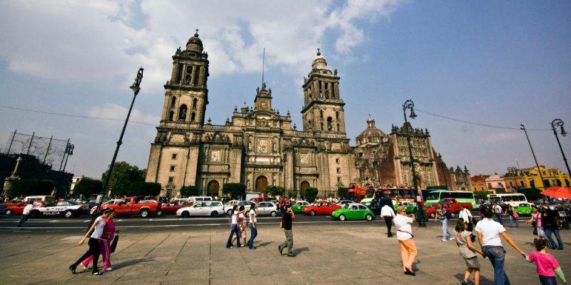 México: aumenta un 7,7% el ingreso de divisas de visitantes internacionales