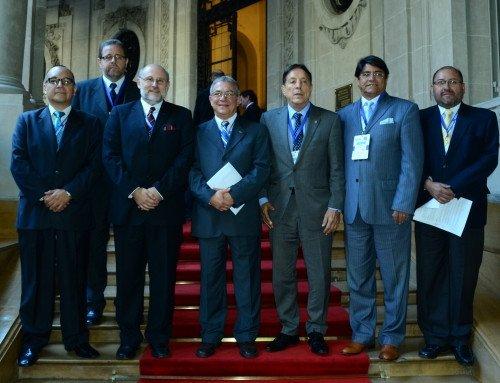 El CETUR está formado por los presidentes de las cámaras emprearias de Sudamérica.