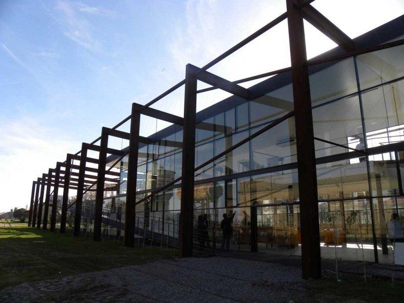 El moderno Centro BIT de Colonia será el escenario de la expo de turismo rural