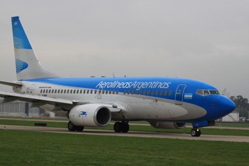 Aerolíneas volará a Belo Horizonte, Brasilia y Curitiba.