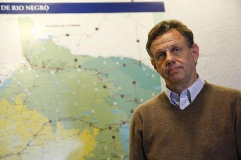 Ministro de Turismo de la provincia de Río Negro.