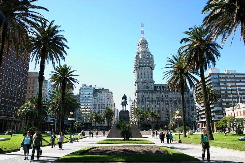 Montevideo es un destino de todo el año para los turistas de Brasil