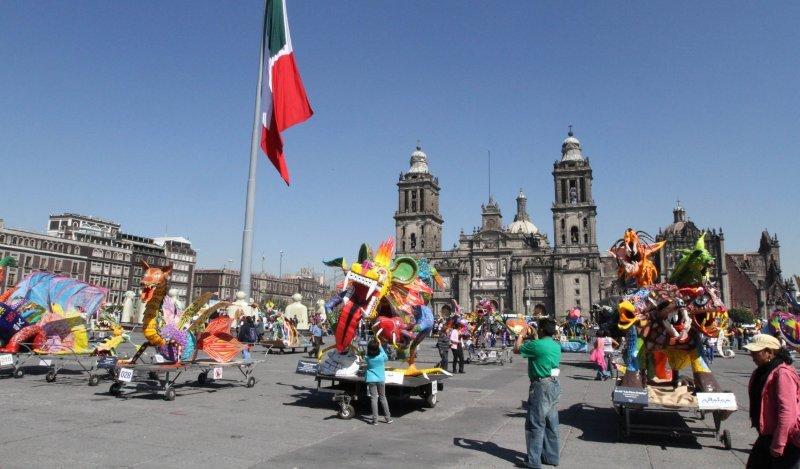 El turismo es el tercer generador de divisas de México.