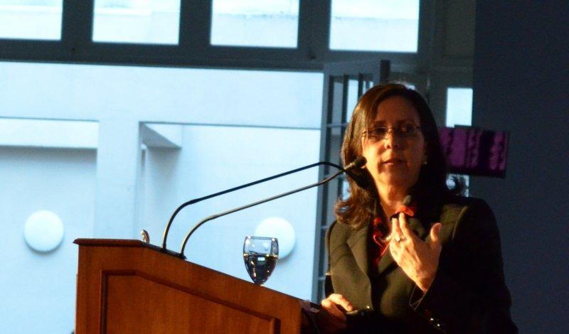 María del Carmen de Reparaz Zamora es la directora de turismo de PromPerú.