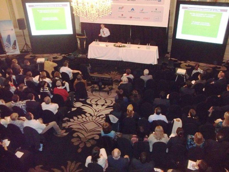 Latinoamérica recibió 93 congresos internacionales más en 2012 que en 2011