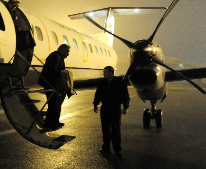 El presidente Mujica será uno de los primeros pasajeros de Air Europa