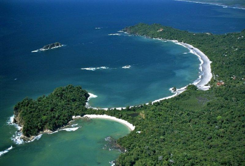 Playa Manuel Antonio, la preferida según los usuarios de TripAdvisor