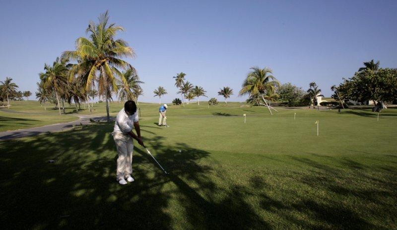 Cuba contará con un golf resort que demandará inversión de US$ 350 millones
