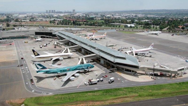 South African Airways tiene tres vuelos semanales entre Buenos Aires y Johannesburgo.