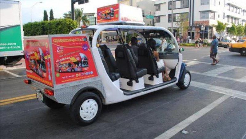 Servicio de taxis Swoop Miami