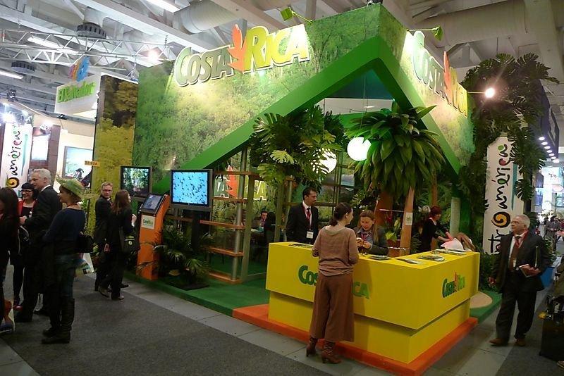 En Feria de turismo de Costa Rica se hicieron negocios por unos US$ 15 millones