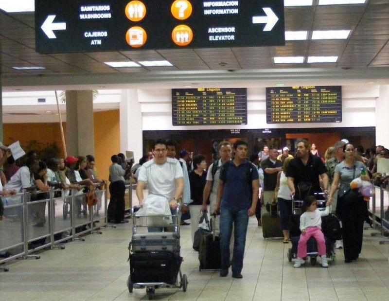República Dominicana recibió 1.735.638 visitantes no residentes en cuatro meses.
